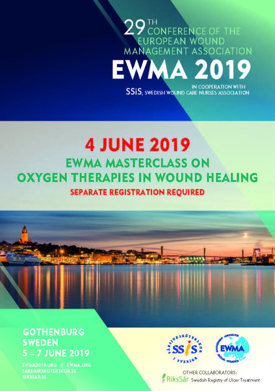 Download flyer EWMA Masterclass 2019