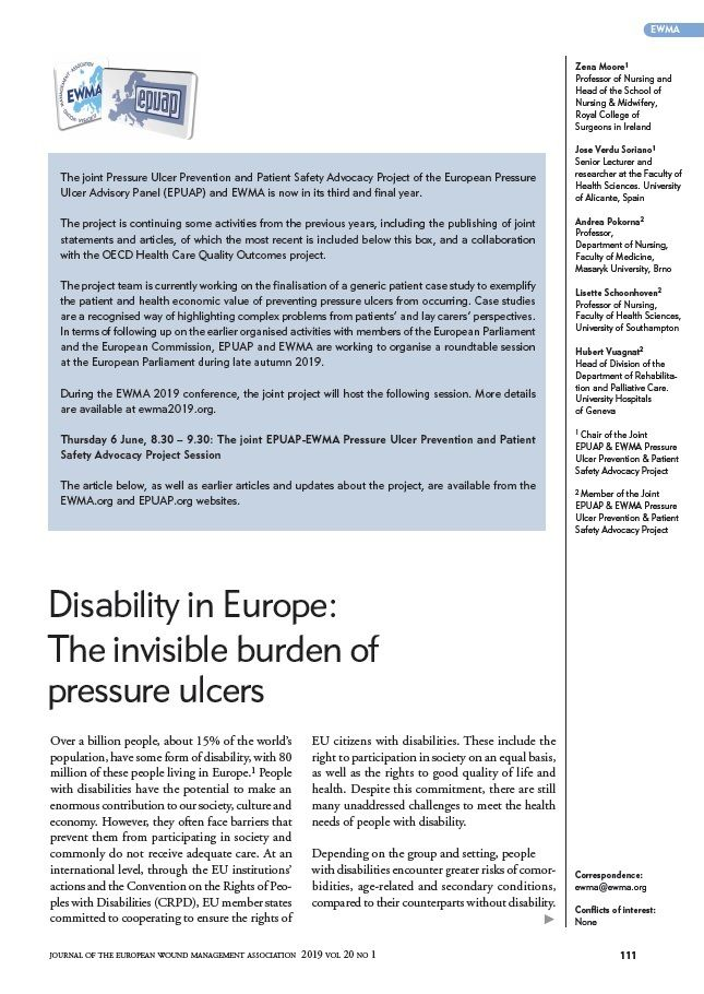 Disability in Europe