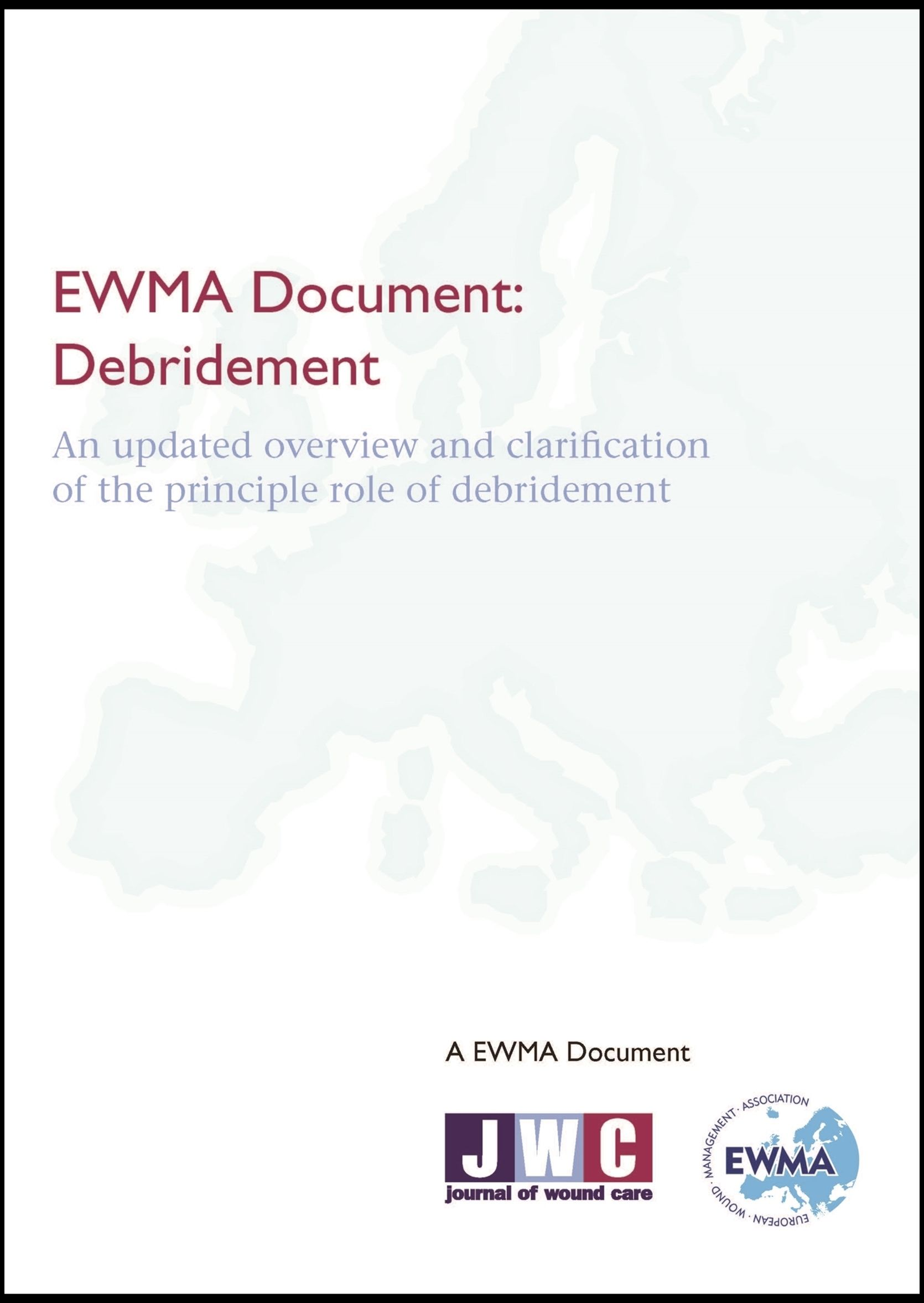EWMA Document - Debridement